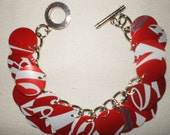 Soda Can Bracelet - Coca Cola