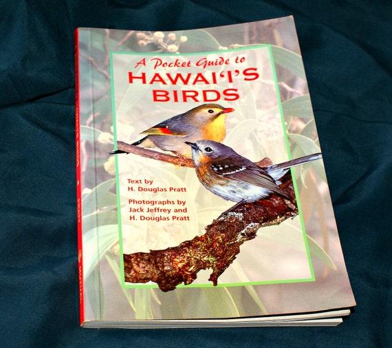 A Pocket Guide Book to Hawaiis Birds