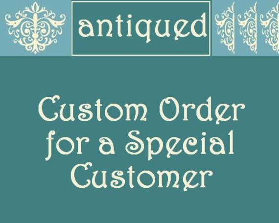 Custom Order for lucibromberg