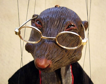 Mole Marionette, Wind in the Willows Character