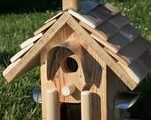 Church Birdhouse  Made To Order