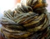 Corespun Bulky Ochre Art Yarn 47 yds