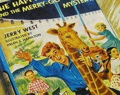 The Happy Hollisters 1950s vintage book