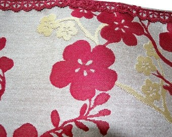 Asian Flower Tote Bag