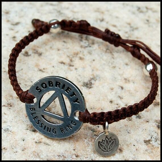 SOBRIETY Blessing Bracelet