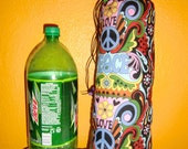 17 INCH Padded Pipe Pouch HUGE Water Pipe Ready