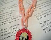 lady mayhem wrist jewelry - reserved for maddie