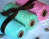 Merry and Bright Baker's Twine Trio