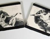 Engraved Ceramic Tiles