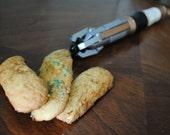 Vanilla Graham Cracker Doctor Who Cookies