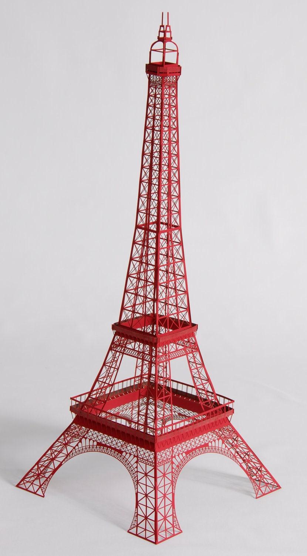 Поделка эйфелева башня своими руками