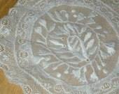 Antique Lace Appliques / Edwardian Whites