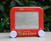 Etch A Sketch, Pocket Size