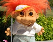 RUSS Golf Troll Doll Large