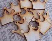 20 Pieces CROWN Shape Tile- Large Size