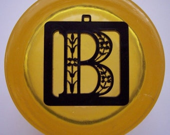 Your names first letter Pendant (B letter)