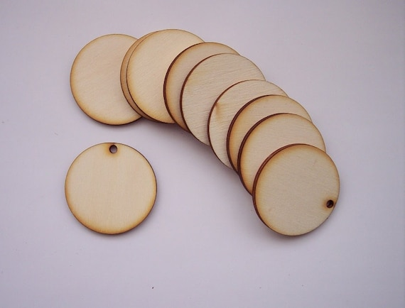 20 Pieces CIRCLE Shape Tile- For pendant earring decoupage...
