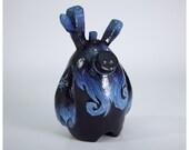 ceramic night god pig