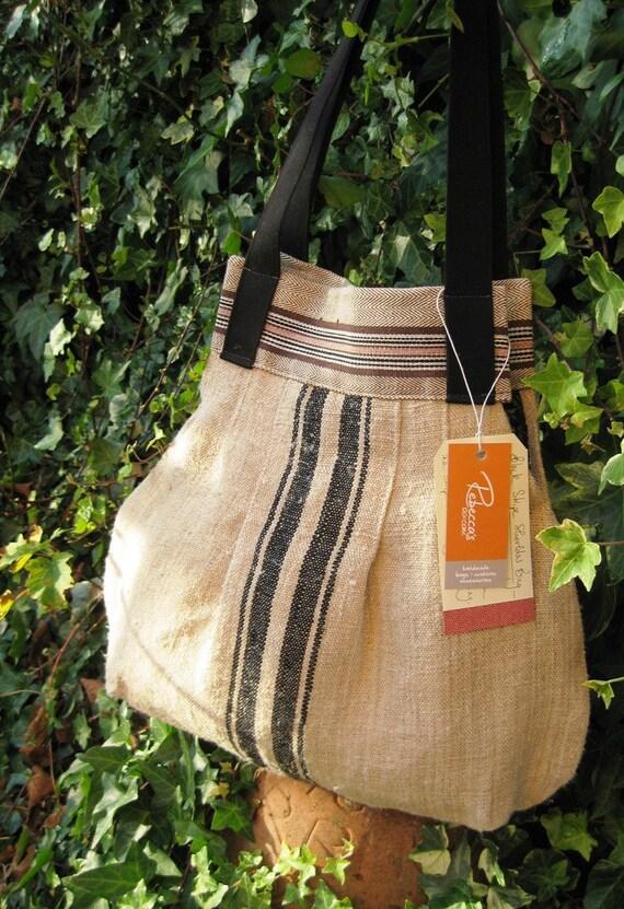 Handbag Lining Material : Bag purse black stripe liberty print lining by rebeccasaix