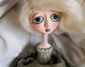 Persephone OOAK art doll