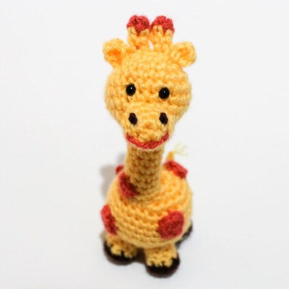 Amigurumi Zoo Animals : Crochet pattern set amigurumi zoo animals hippo