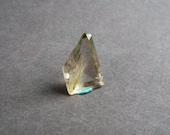 Faceted Rutilated Quartz - 10 carats