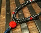 Custom Designed Mala Neck...