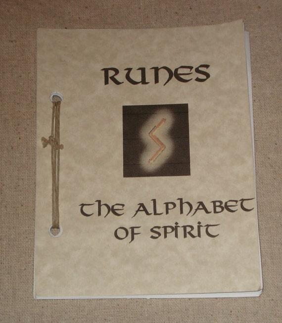 Rune Divination Book