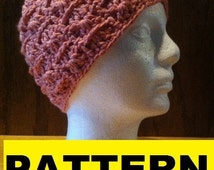 CROCHET PATTERN / Chemo Cap