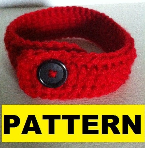 Free Crochet Pattern For Dog Harness : CROCHET PATTERN / Button Dog Collar by CROCHETBYMELISSA on ...