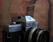 Vintage Seagull 35mm Camera - 1965 A Rare and Very Useable Classic