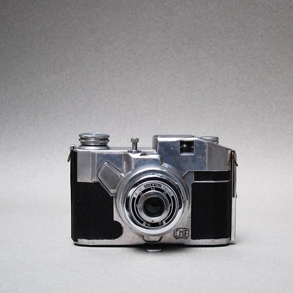 Bencini Koroll S  Vintage Camera - 1959 - 120 Square Format Stunning User Camera