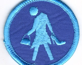 Walk of Shame Merit Badge