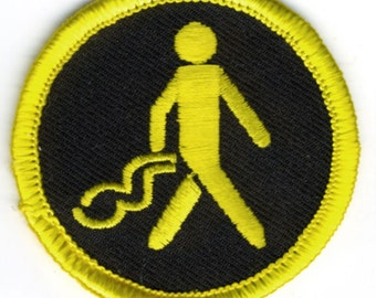 Crop Dusting Patch