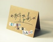 Haters Gonna Hate - Fun Card