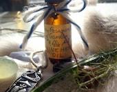 Nine Herbs Oil - Anglo Saxon Folk Magic, Witchcraft, Odin, Healing