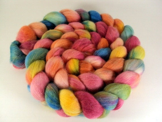 Mariposa- Polwarth Combed Top