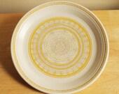 SALE: Vintage Franciscan Hacienda Gold Dinner Plates (Set of 8)