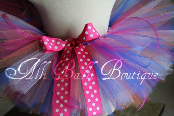 BIRTHDAY SPRINKLES tutu...Birthday tutu with headband....size newborn through 2T available