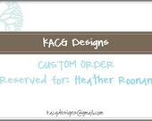 RESERVED for Heather-HER Bag-Pleated Tote, Aqua and Polka