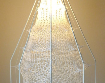 Ethereal Cocoon Lampshade