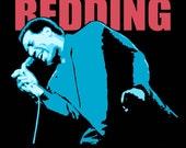 Otis Redding 1966 Tour Poster