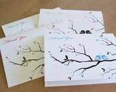 Lovebirds Note Cards