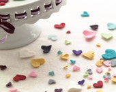 Felt Heart Confetti