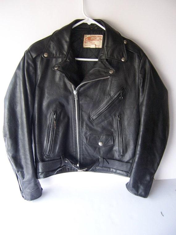 Vintage EXCELLED Motorcycle Jacket