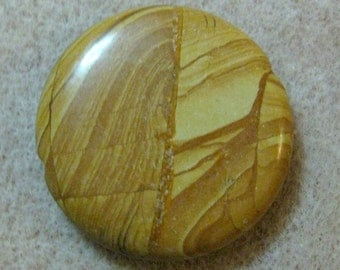 Wood Jasper Peandant Focal Bead