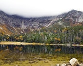 """Chimney Pond, Baxter State Park - 8""""x10"""" Photographic Print by Brendan Reals"""