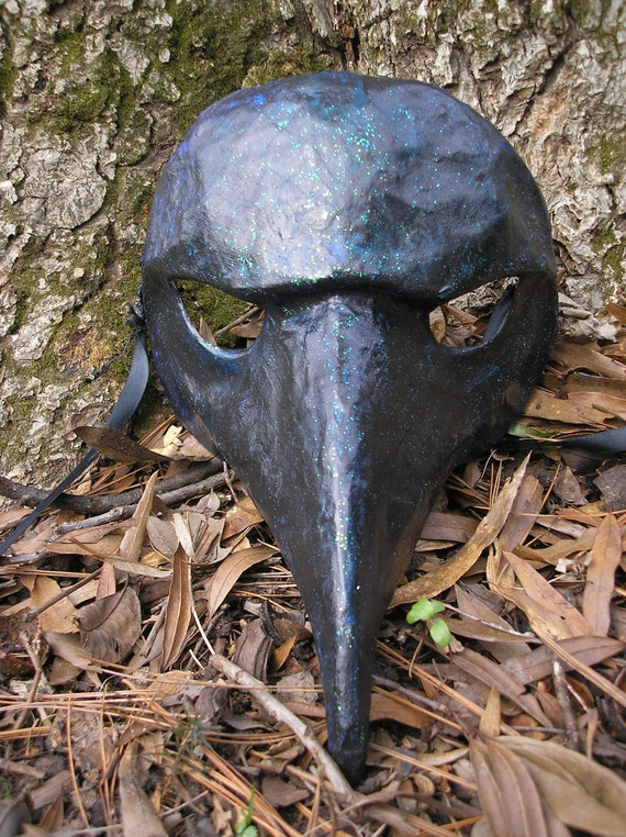 Crow Mask, Full of Mystery, Keeper of Sacred Law.