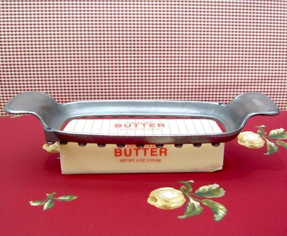 Vintage Heavy Aluminum Butter Slicer