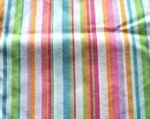 Pillowcases: Multi-Color Stripes 3 Triplets